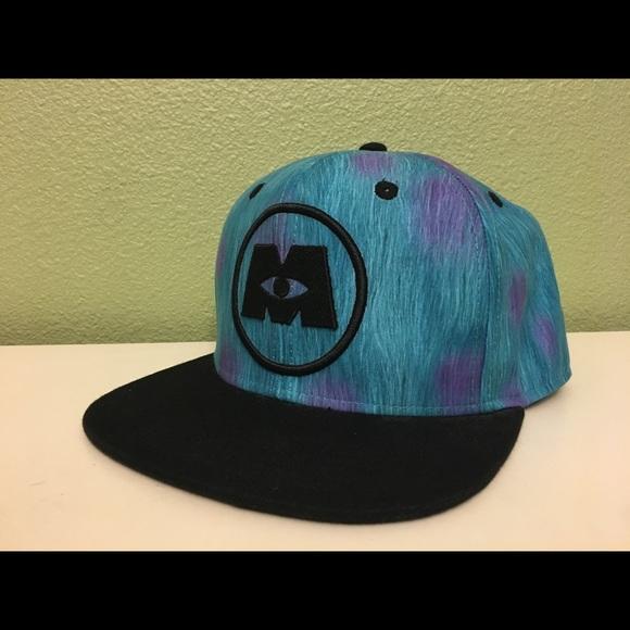8d7309d711456 DISNEY   NEFF Other - NWOT DISNEY   NEFF MONSTERS INC baseball cap